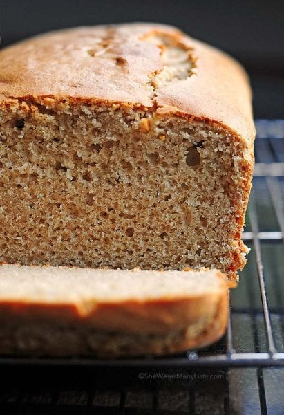 peanut butter bread sweet bread recipe
