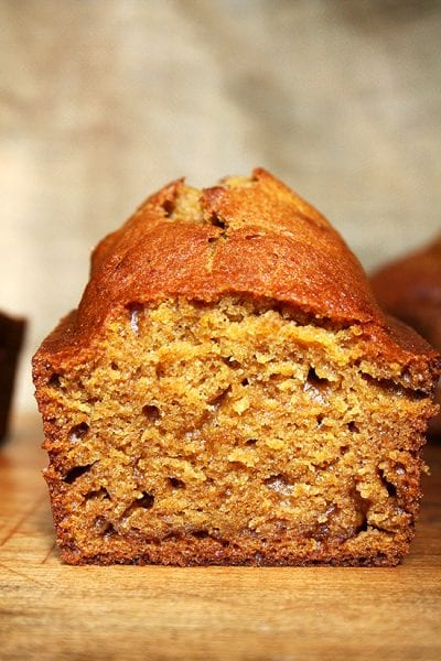 pumpkin bread sweet bread recipe