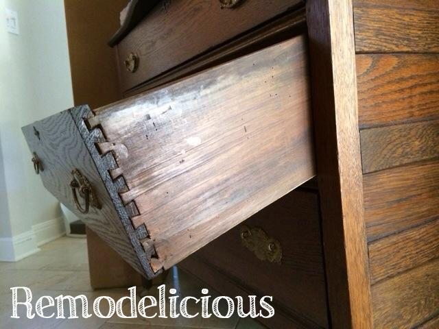 Fix for falling drooping drawers DIY