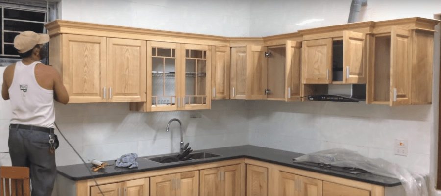 Custom Kitchen Installation Projects; Remodeling
