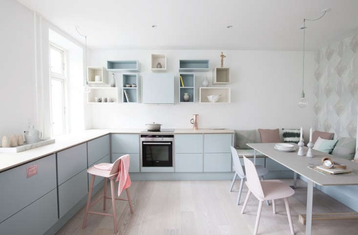 Pretty In Pink: 7 Kitchens With Pastel Color Schemes