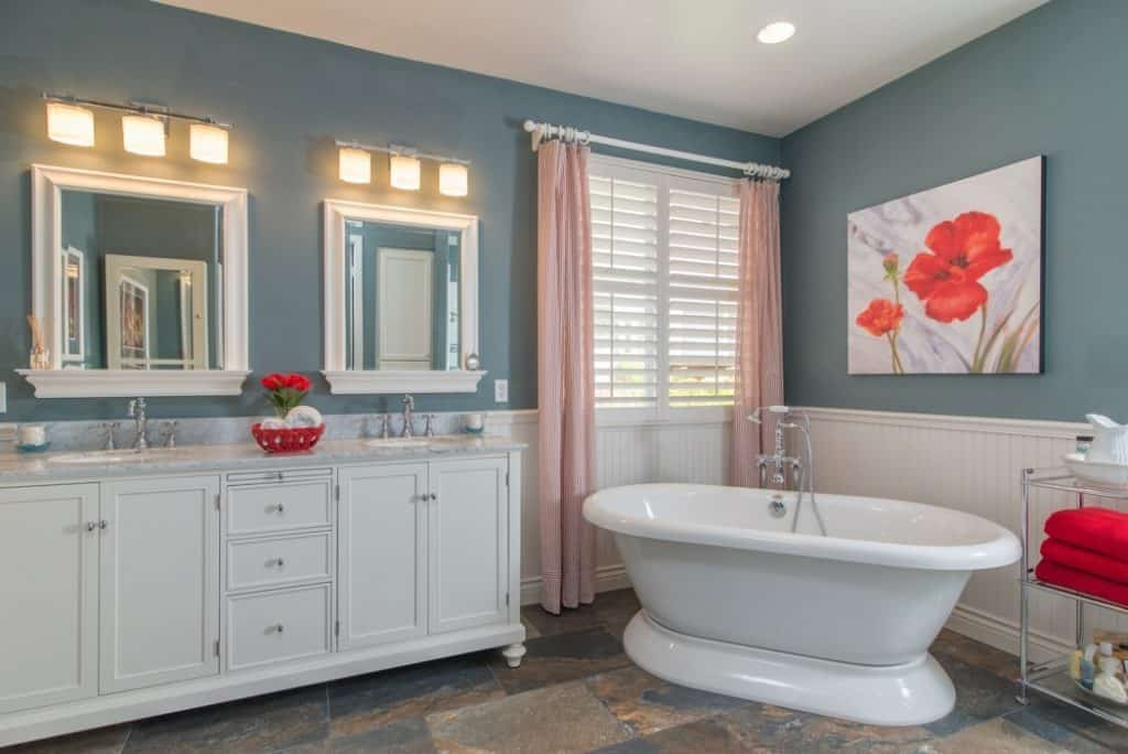 Master Bathroom Color Ideas to Enhance Your Space ... on Master Bathroom Remodel Ideas  id=28395