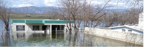 41 En 9 años, lago Enriquillo creció 166.3 Kilómetros [RD]