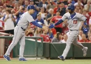 7-6.-Dodgers-ganaron-su-primer-banderín-desde-el-2009-Ramírez-dos-jonrones-617x430
