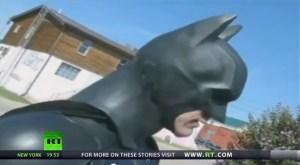 batman Video   Batman salva gatito [EEUU]