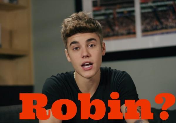wack Dique Justin Bieber, ¿el próximo Robin en Batman?