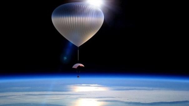 6685915bb1a53a303e6f4ce4eadb64ab article ¿Harías un viajecito en globo a la estratosfera? [Video]