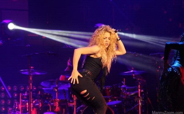 mannyzoom Shakira movió las caderas ayer en NY [FOTOS]
