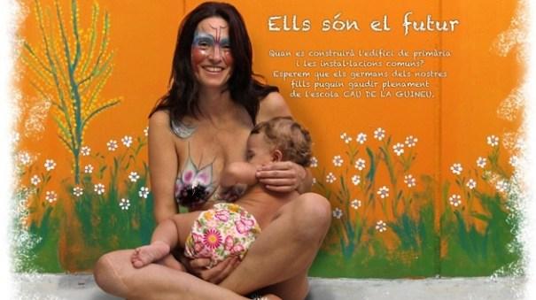 """25bc5591a0607c3d18fcad9be9dffa55 article Se hacen fotos """"desnudos"""" para apoyar sus hijos [Cataluña]"""