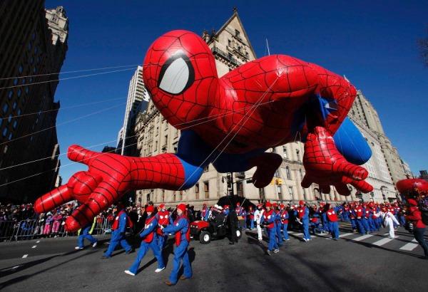macy thanksgiving day parade 2013 Arranca el desfile de Acción de Gracias en NY