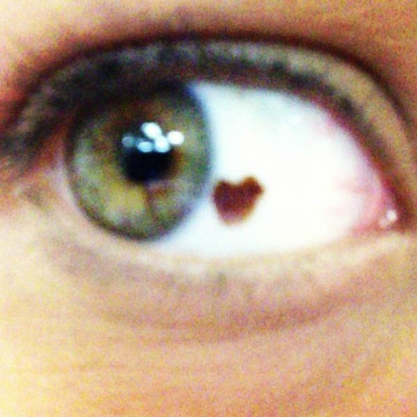 ojo corazon