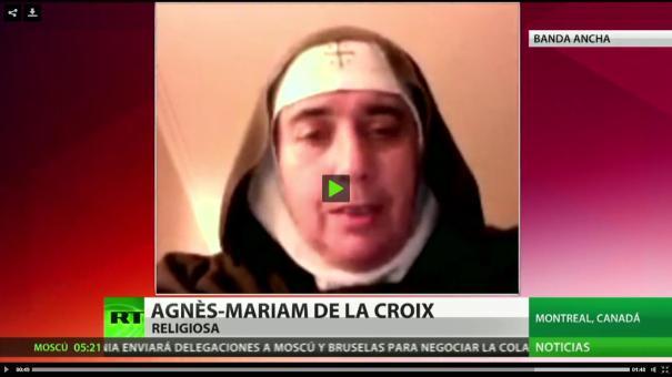 2 Monjas secuestradas en Siria por rebeldes están vivas [Video]