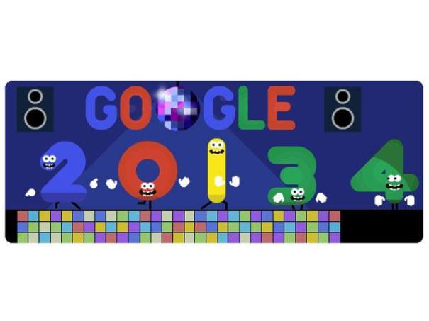 pict1 Google ya inició fiesta por Año Nuevo