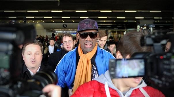 dennisrodmanbeijing Dennis Rodman pide perdón por ciertas situaciones en Corea del Norte