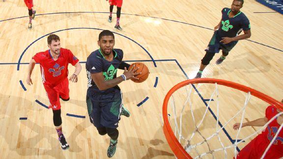 nba g irving b1 576x324 El Este gana juego de Estrellas; Kyrie Irving es MVP [NBA]