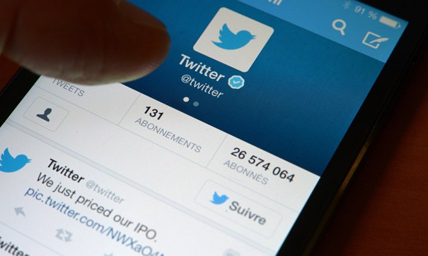 Twitter in France on day company launched