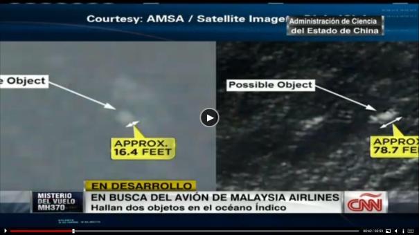 7 ¡Lo último! Determinan avión malasio cayó en el Océano Índico