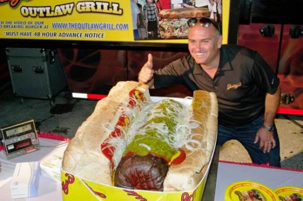 ad 1306193321 El hot dog más grande del mundo pesa 125 libras