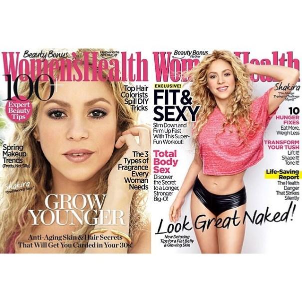 """f84e3298a93711e38320127b8422322d 8 Shakira bien """"Fui fuiu"""" en portada de revista gringa"""