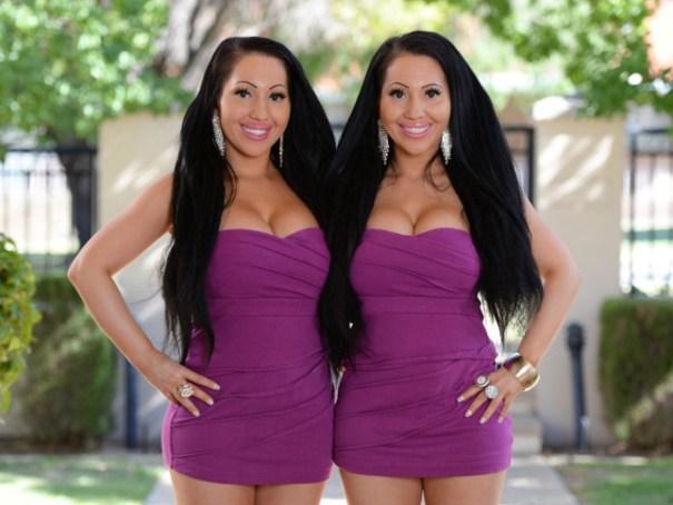 lucy y anna decinque 9613 645x Las gemelas que han gastado US$200 mil en cirugías para ser idénticas