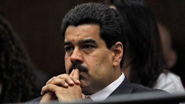 maduro Maduro confirma detención de 3 generales