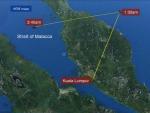 mapa Detalles curiosos que no cuentan sobre el avión desaparecido