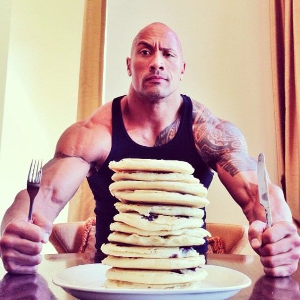 Via: http://instagram.com/therock