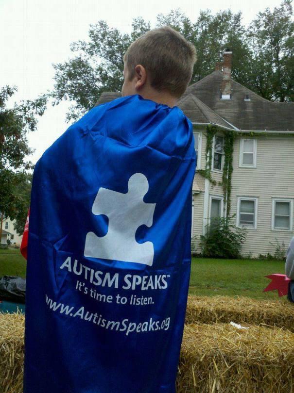 Foto via Autismspeaks.org