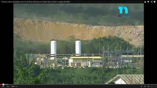 36 Dizque otra minera saca oro silenciosamente de RD [Video]