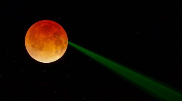 gal 599847 Revelan que rayo verde salió de Luna Sangrante [Nasa]