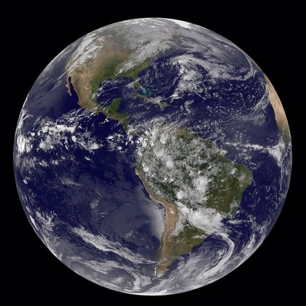 Foto via http://instagram.com/NASA