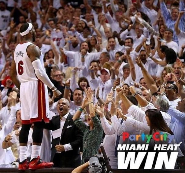 16 Miami deja a Brooklyn Nets sin manzana y pasa a la Final del Este [NBA]