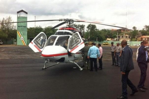 3d9c450cf482b63eeb0b5a561838ae93 620x412 Helicóptero de Danilo se reabastece de combustible en Mao