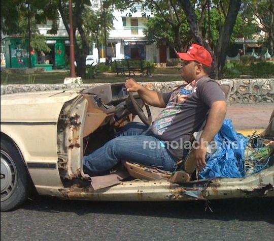 "chatarra Carros ""chatarras"" de Santo Domingo"