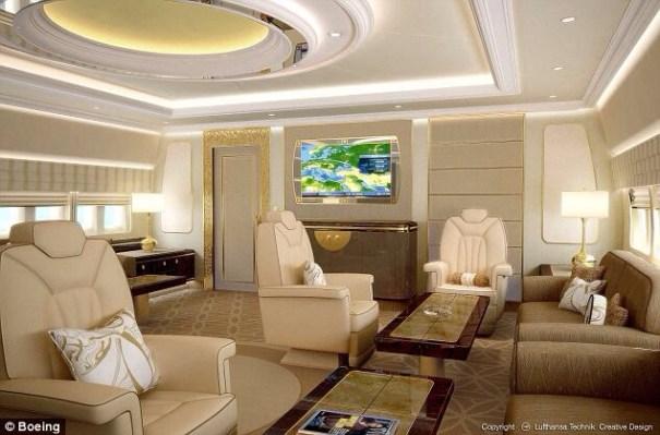 20140617 130007 46807268 Multimillonarios ahora compran y personalizan aviones jumbos [fotos]