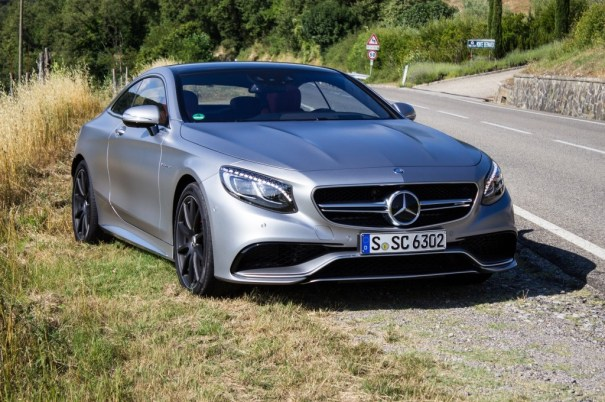 image138 2015 Mercedes Benz S63 AMG Coupe [fotos]