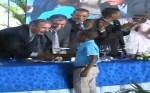 nino VIDEO   Lo que un niño le dijo al presidente en su cara