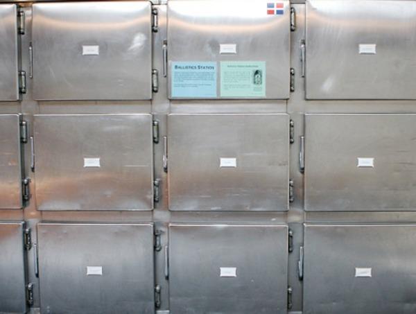 cadaver Embajada dominicana en España le saca lo pies al cadaver de Ana