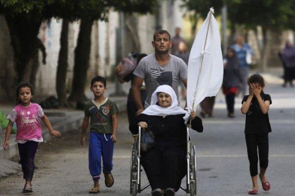 gaza gallery 8 FOTOS   El día más sangriento en Gaza
