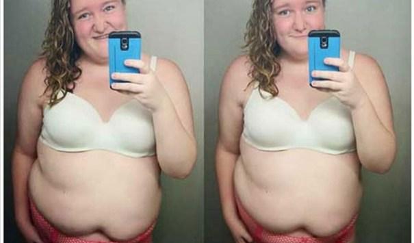 image130 Chamaquita acusa a Instagram de discriminación por gorda
