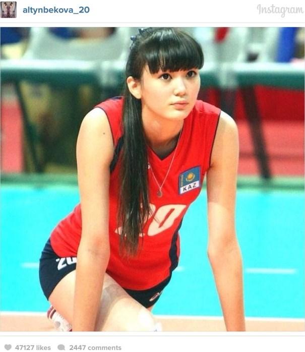image186 Más fotos de la voleibolista bonita