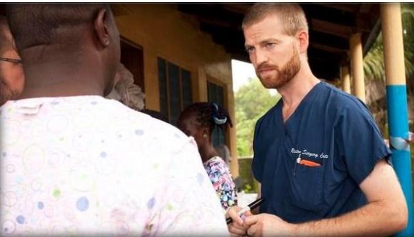 47 Dan de alta a médico gringo infectado de ébola [EE.UU]