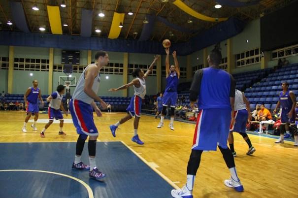 fogueo Selección de RD pierde en juego de fogueo en Bahamas [Basket]