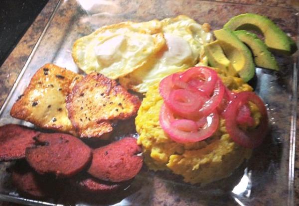 Desayuno de @so_ravishing