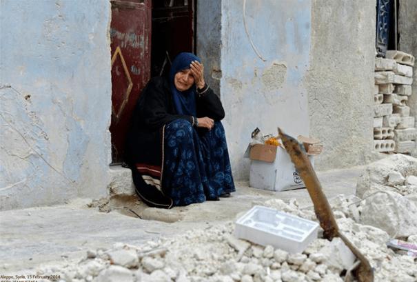 siria El éxodo de Siria: 3 millones refugiados