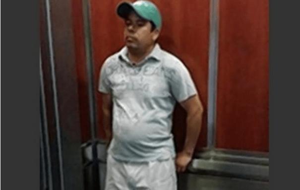 guacala Víctima toma foto de su agresor sexual [NY]