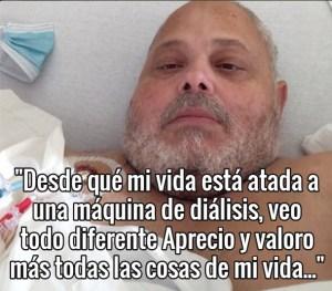 Jorge Diep hospitalizado en NY