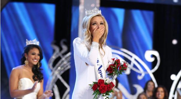 miss Por tercer año consecutivo, neoyorquina se convierte en Miss America