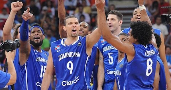 rd1 República Dominicana en vilo por Mundial de Baloncesto