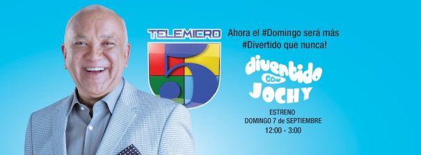 """unnamed Jochy Santos incorpora nuevos talentos a """"Divertido"""""""